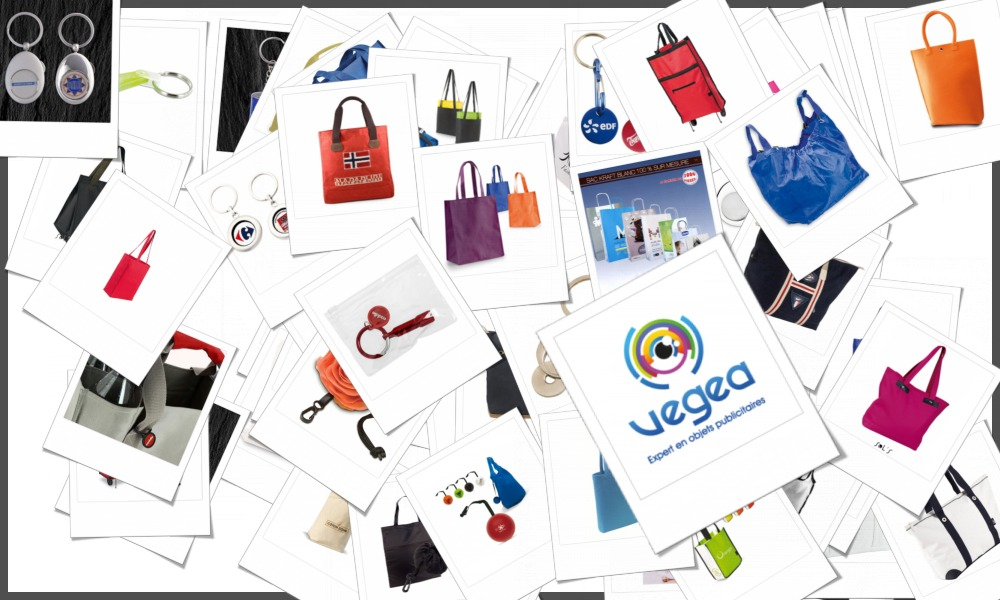 Large gamme de produits personnalisés dans la famille SHOPPING.