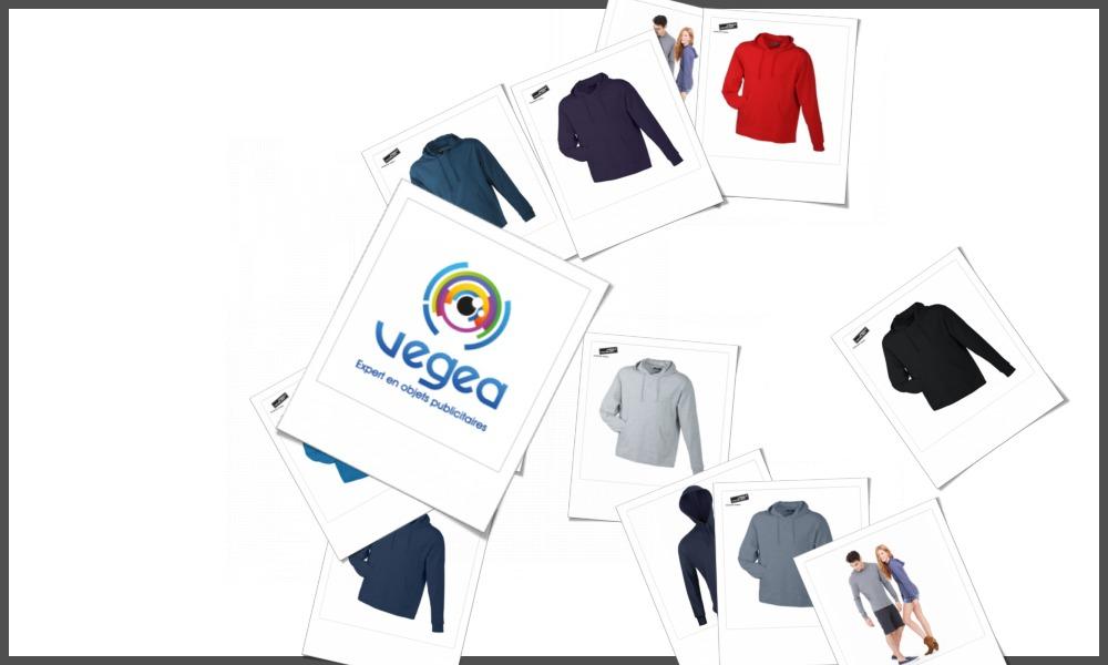 Tee-shirts à capuche personnalisables à votre effigie avec un logo, un texte ou une image | Grossiste et fabrication d'objets publicitaires et cadeaux d'entreprise