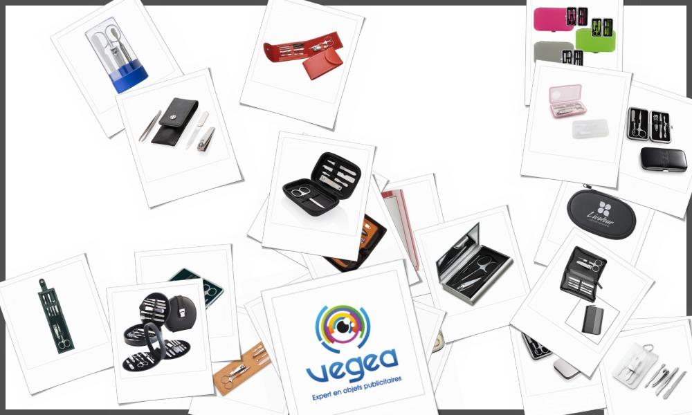 Trousses manucure personnalisables à votre effigie avec un logo, un texte ou une image | Grossiste et fabrication d'objets publicitaires et cadeaux d'entreprise