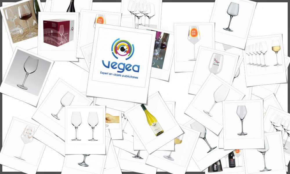 Verres à vin personnalisables à votre effigie avec un logo, un texte ou une image | Grossiste et fabrication d'objets publicitaires et cadeaux d'entreprise