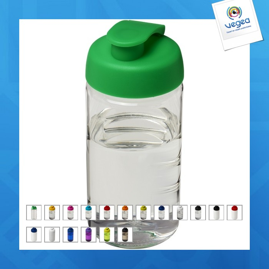 500 ml flip-top bottle