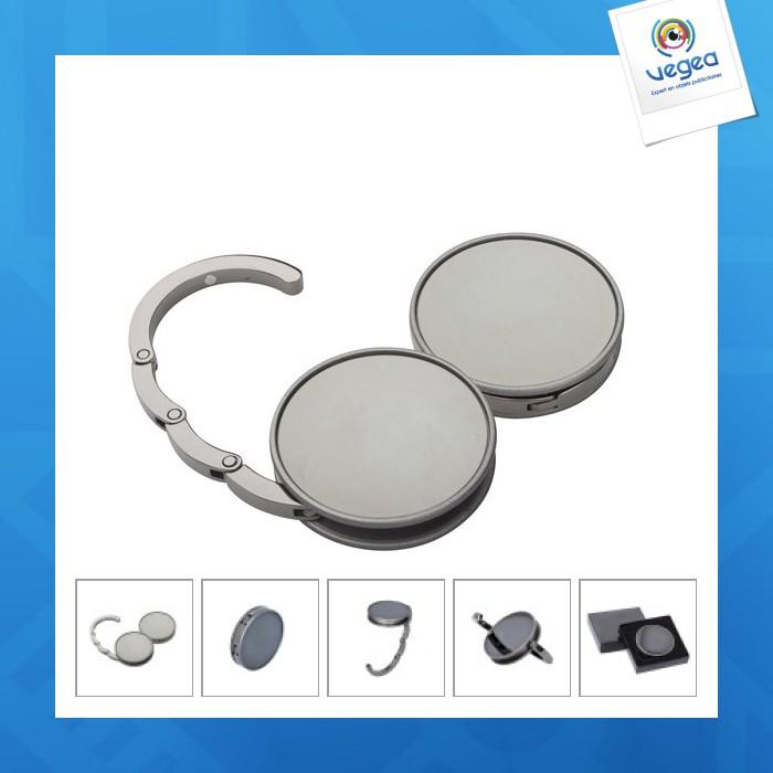 Accroche-sac personnalisé magnétique paris