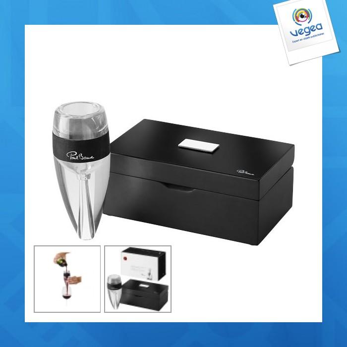 Aérateur pour le vin personnalisable