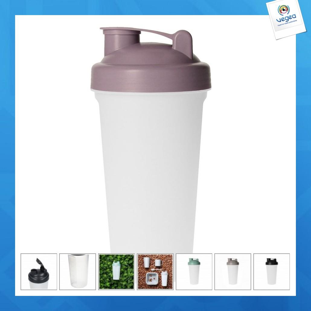 Agitador de plástico orgánico 60cl