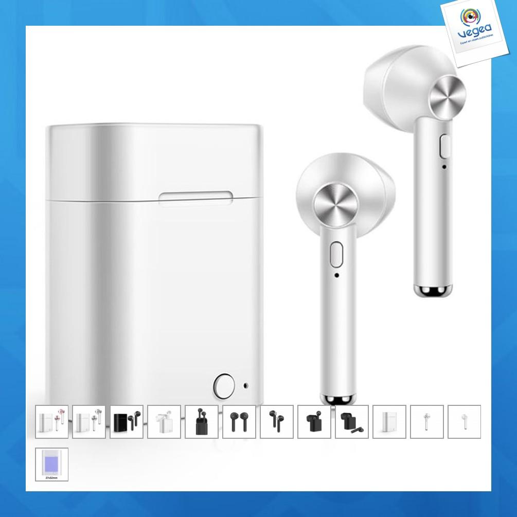 Auriculares de diseño bluetooth