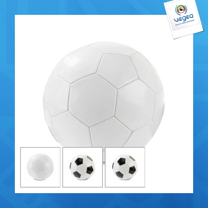 Ballon de football publicitaire personnalisé