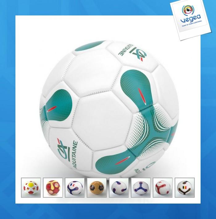 Ballon foot sur-mesure éco