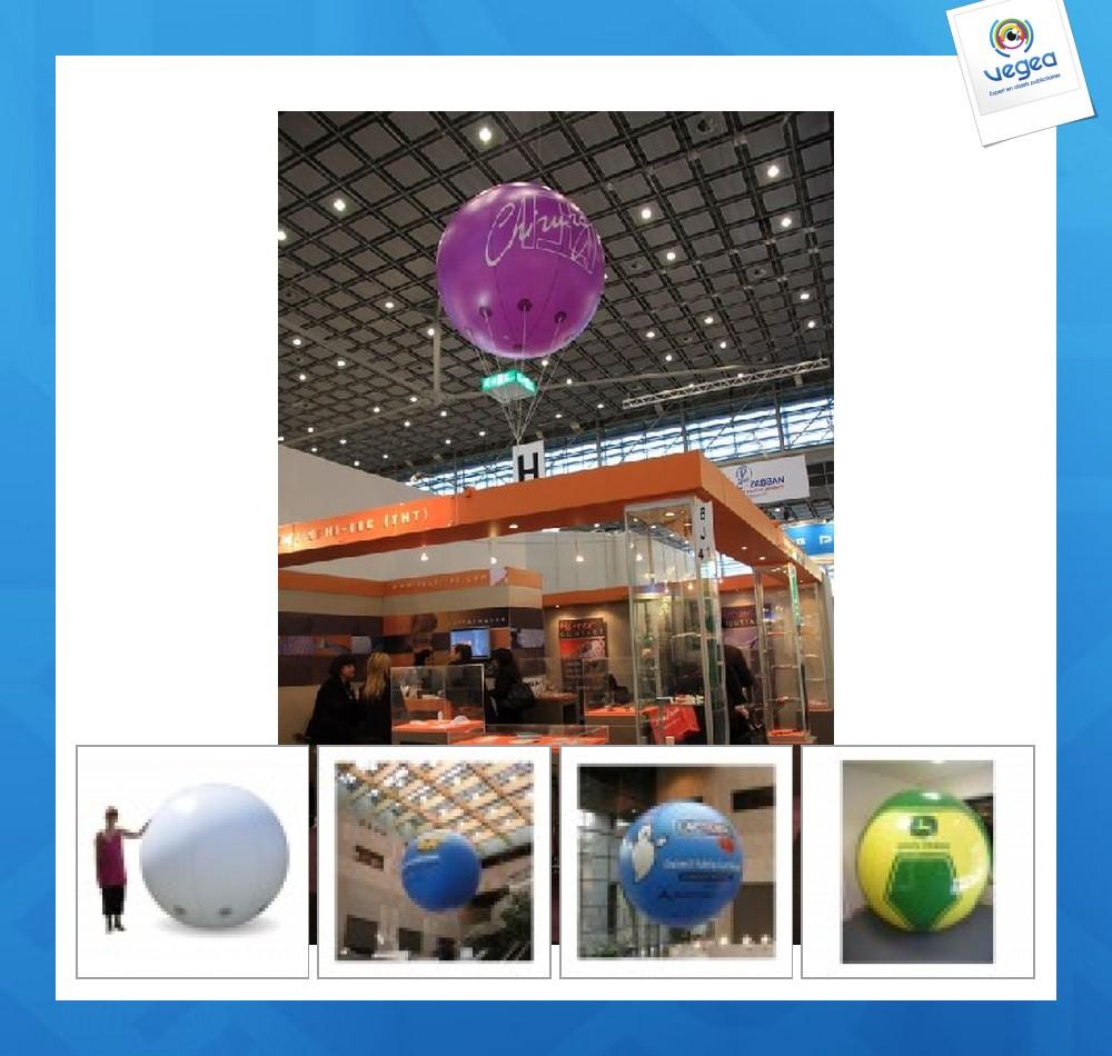 Ballon gonflable à l'hélium 200cm