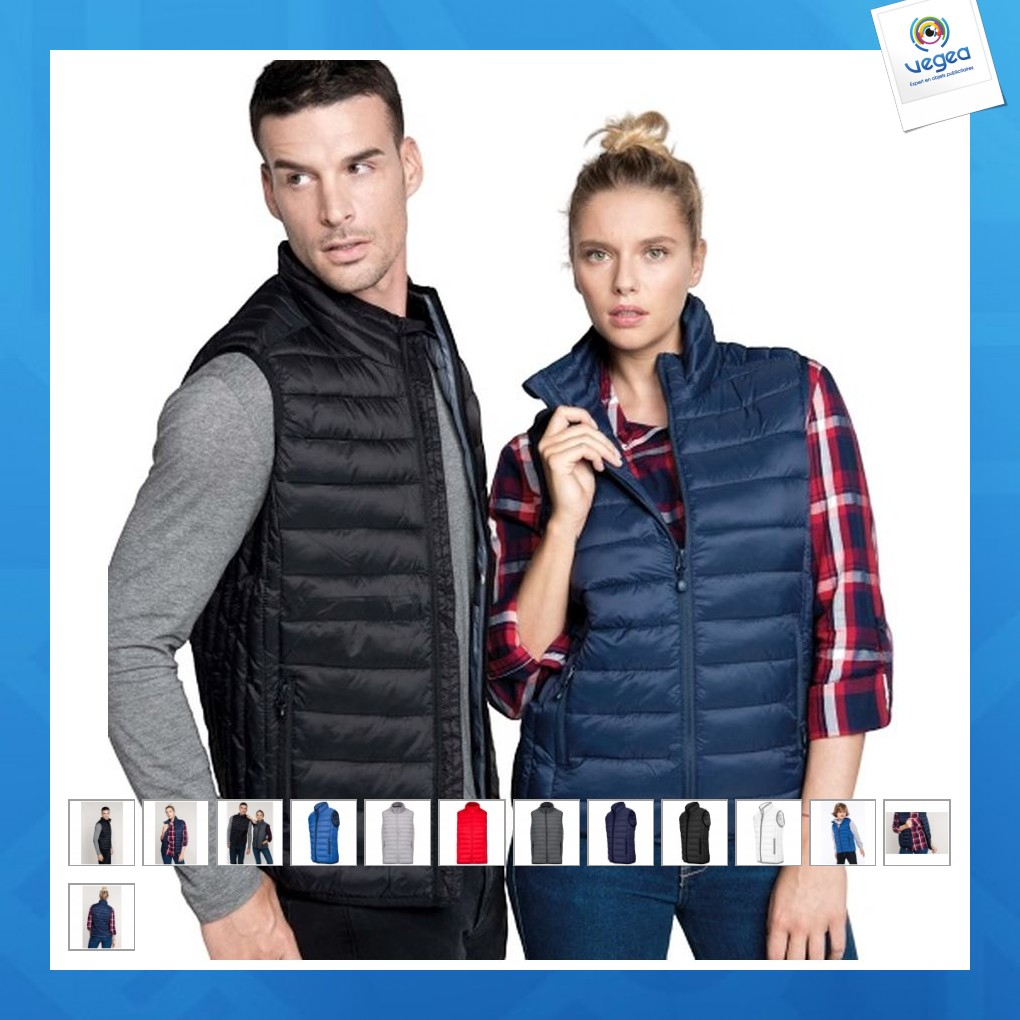 Bodywarmer light kariban