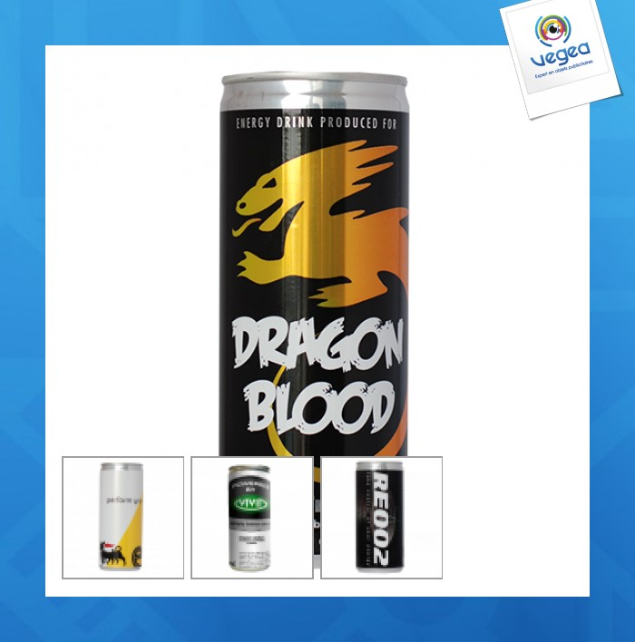Boisson énergie 25cl - energy drink