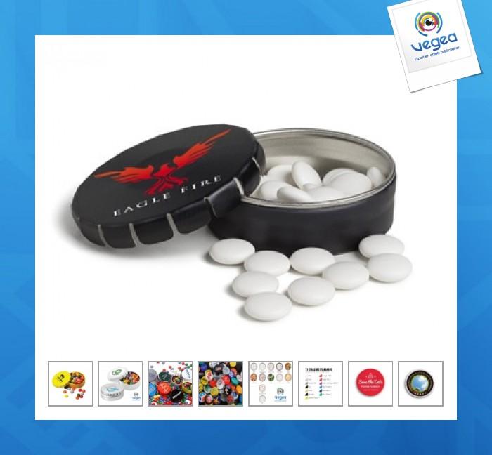 Boîte de bonbons clic clac 45mm