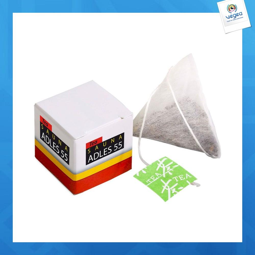 Bolsa de cubos de té