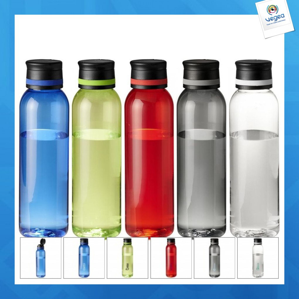 Botella personalizable de deporte en tritan 70cl