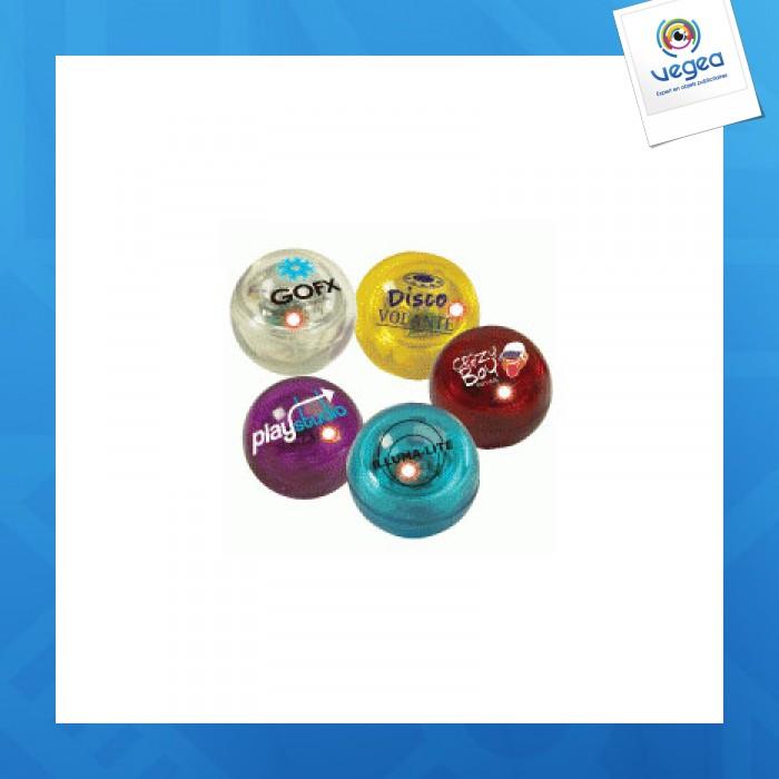Bright/blinding bouncing ball