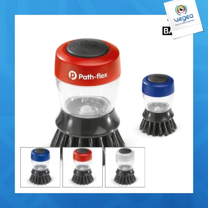 Brosse à vaisselle personnalisée compacte