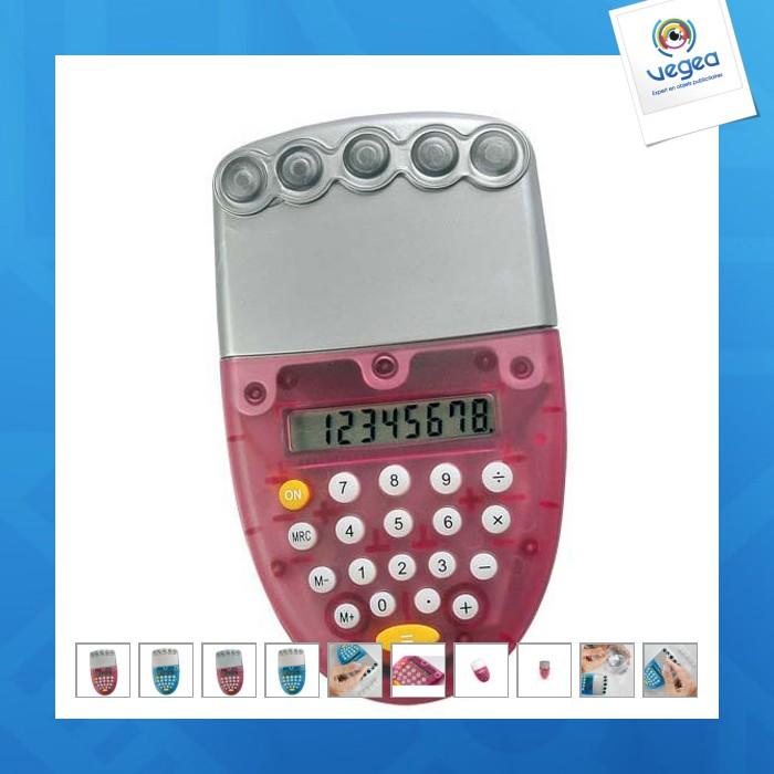 Calculatrice personnalisable ozone