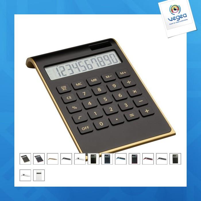Calculatrice publicitaire valinda
