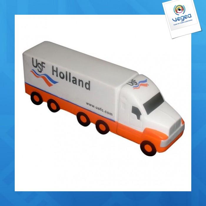 Camion personnalisable 01377v0040299 partir de 3 11 euros ht - Objet anti stress bureau ...