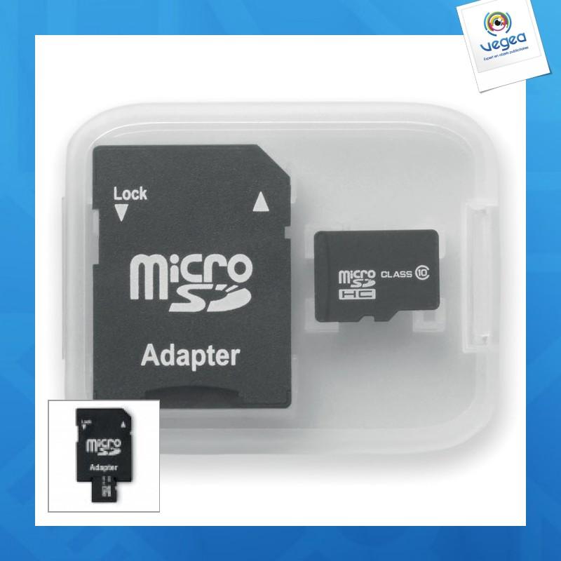 Carte micro sd - 16go