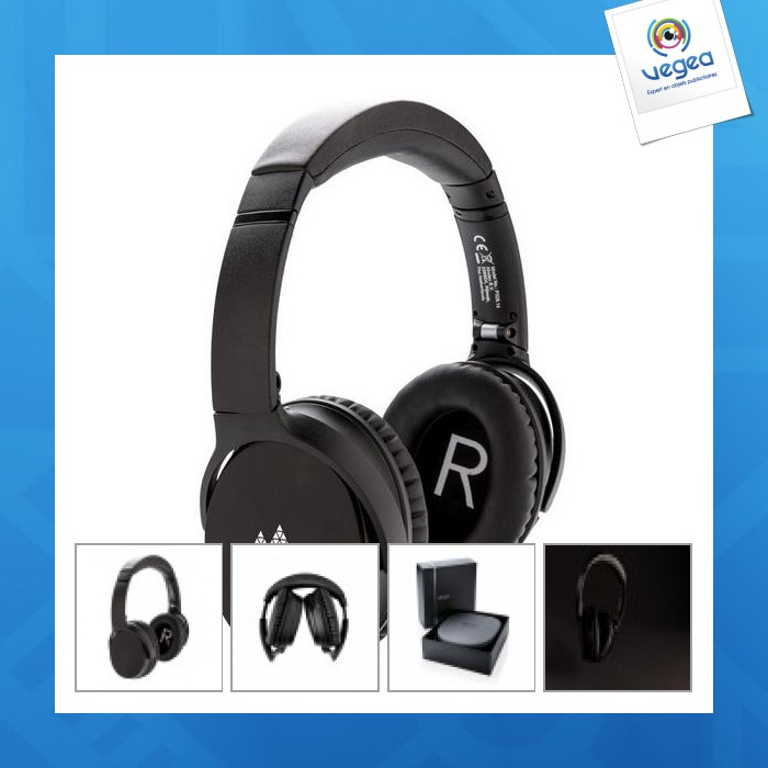 Casque Audio Anc Anti Bruit Personnalisable 00027v0129708 à Partir