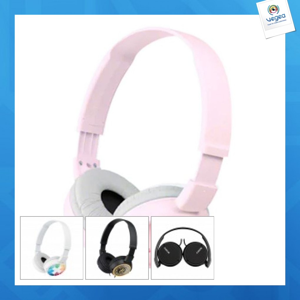 Casque filaire sony zx110