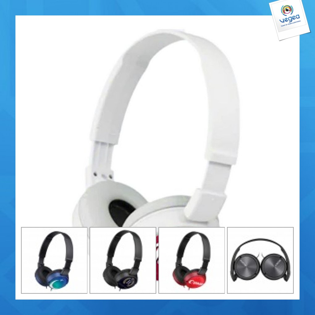 Casque filaire sony zx310