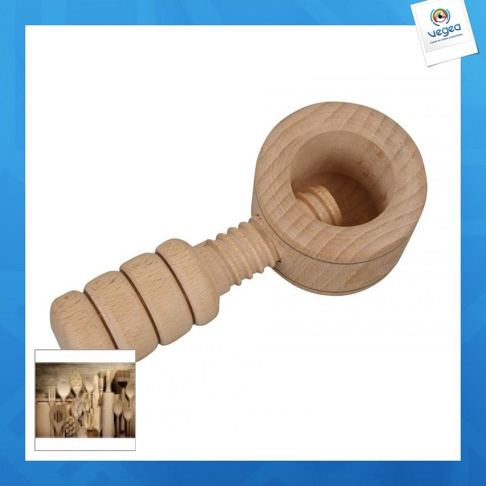 Casse-noix en bois