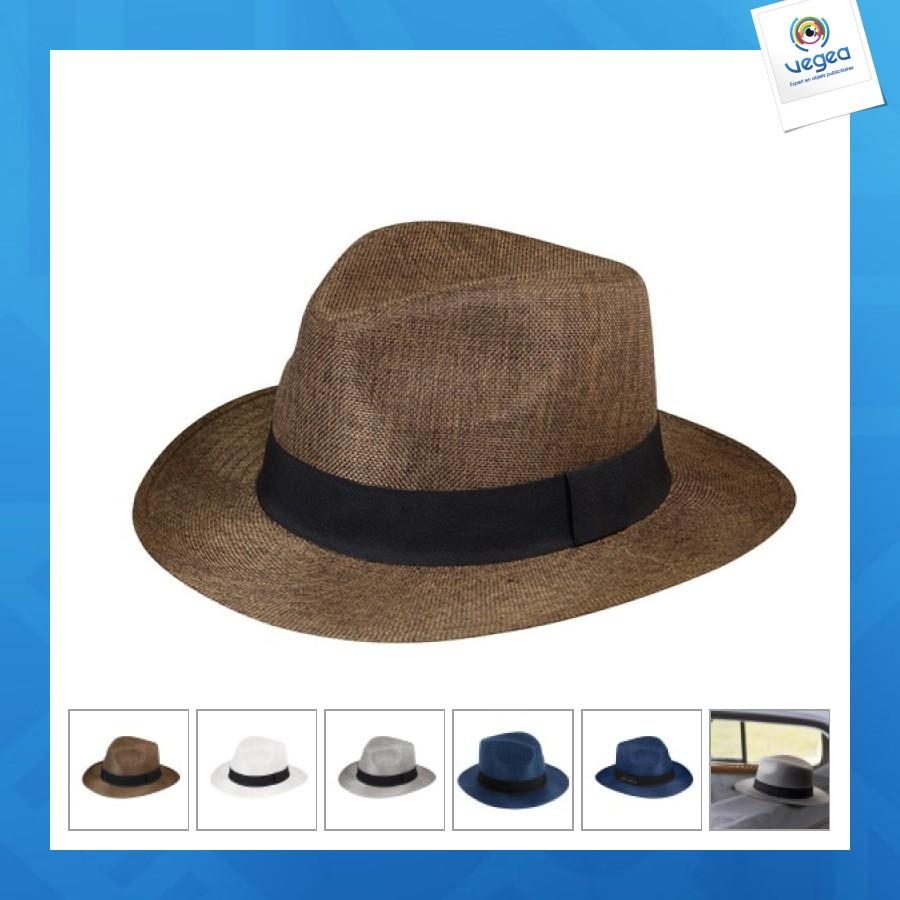 Chapeau publicitaire  panama dayton