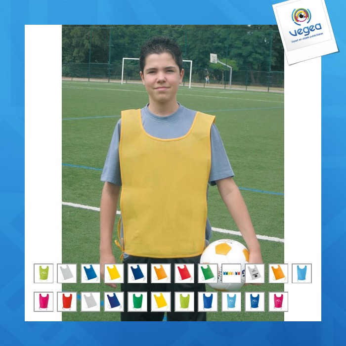 Chasuble personnalisable  sport
