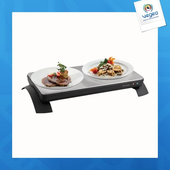 Chauffe-plats personnalisables  sans fil