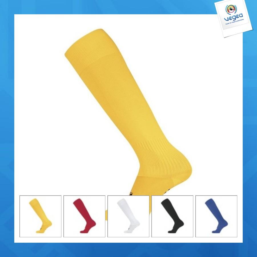 meilleure sélection d8717 06c8d Chaussettes publicitaires personnalisées de football pour adultes et  enfants - soccer