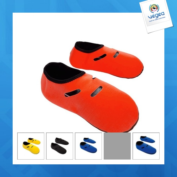 Chaussures aquatiques personnalisées hiren
