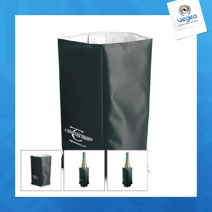 Collier rafraîchissant à vin terras