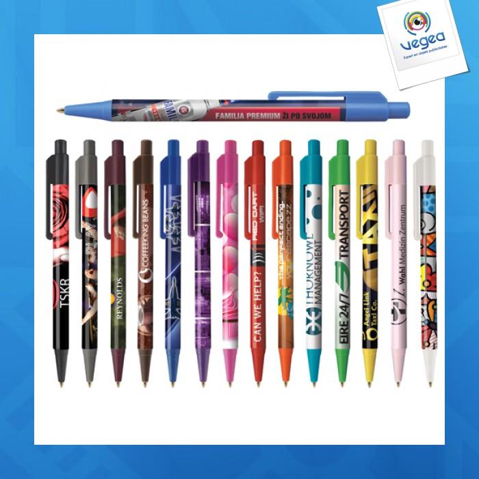 Colorama bolígrafo personalizable