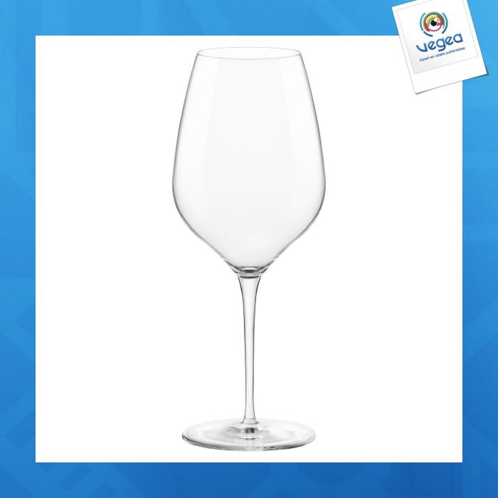 Copa de vino personalizable tre sensi large - 40cl