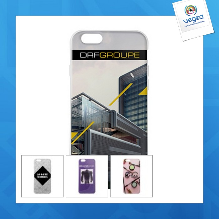 Coque de protection pour smartphone