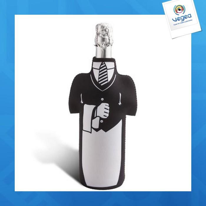 Costume néoprène pour bouteille reflects-norene