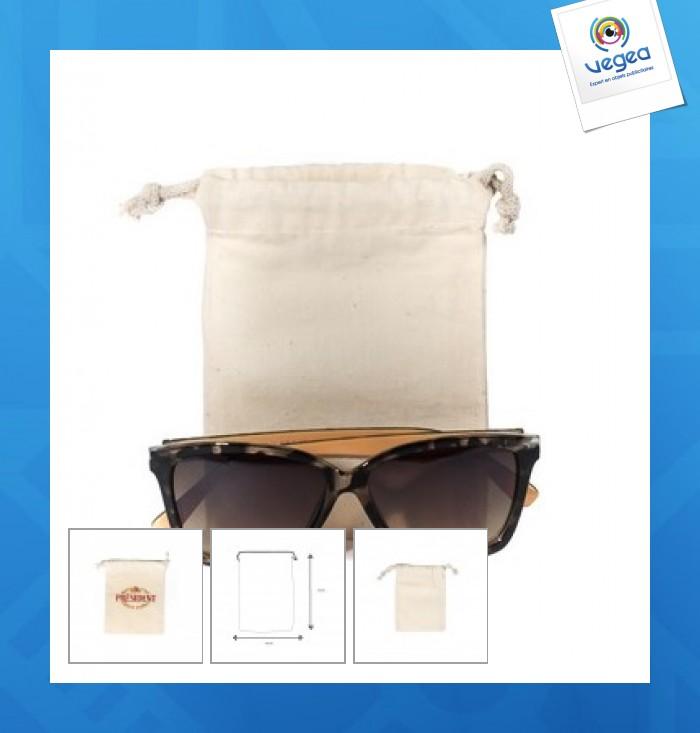 Cotton pouch 10x14cm express 48 hours