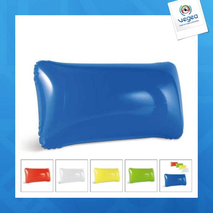 Coussin gonflable avec marquage