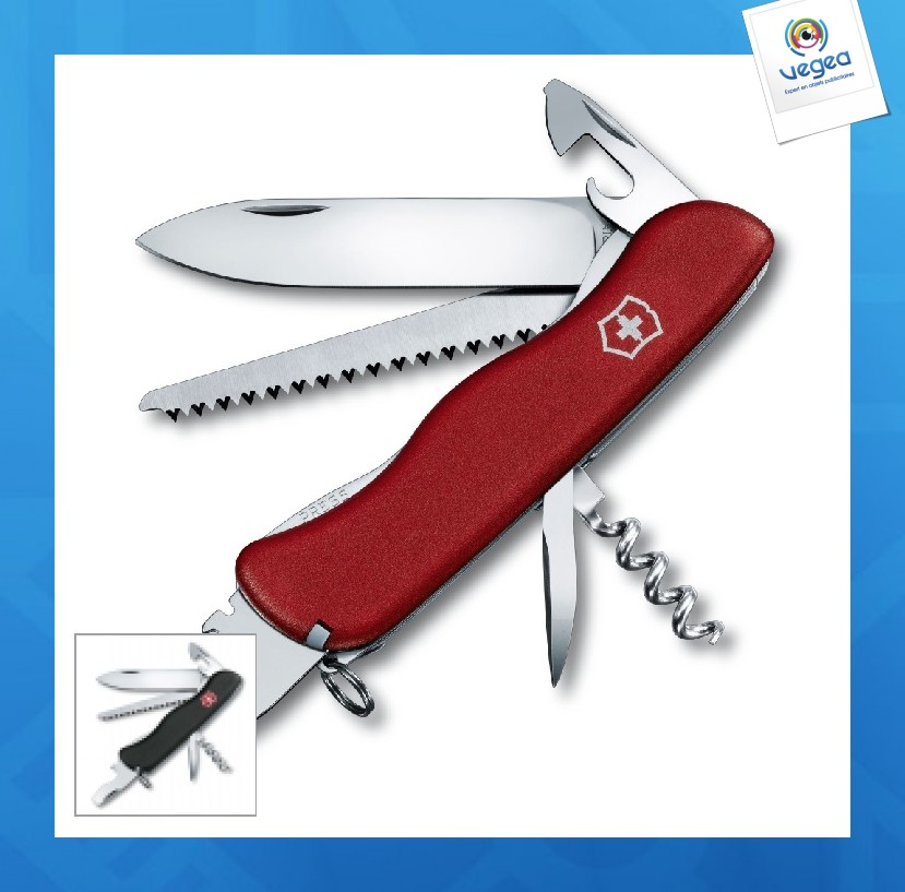 Couteau suisse victorinox personnalisable forester