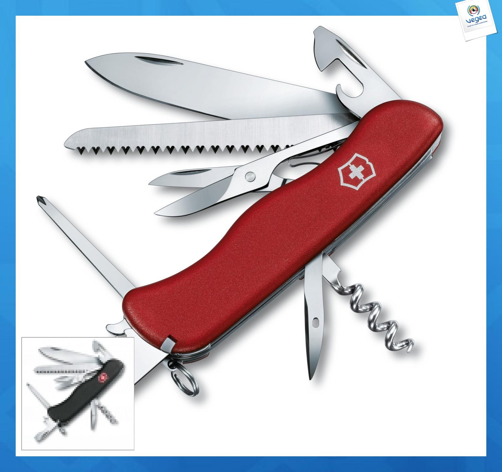 Couteau suisse victorinox personnalisé outrider