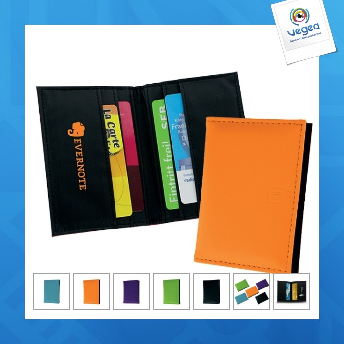 Credit card holder with rfid stop protection
