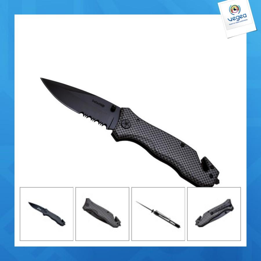 Cuchillo de seguridad personalizable