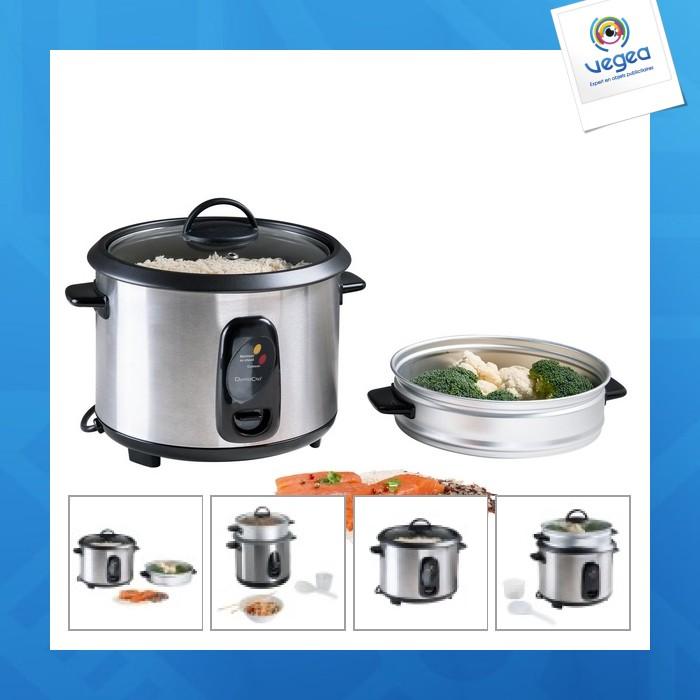 Cuiseur à riz et vapeur