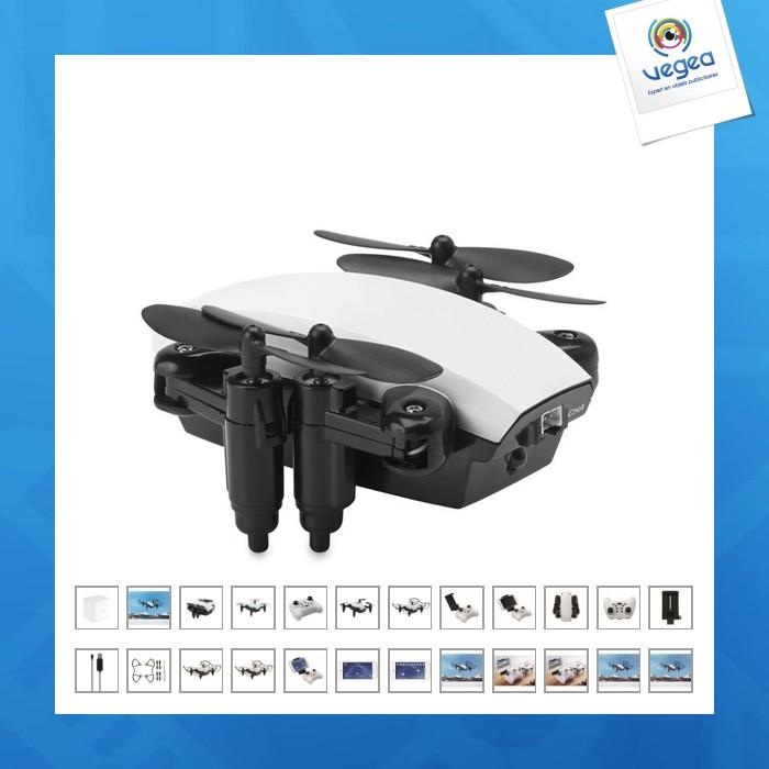 Dronie - drone publicitaire wifi