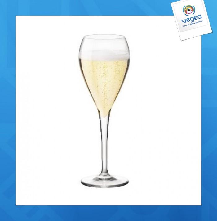 Flûte à champagne personnalisée 14cl
