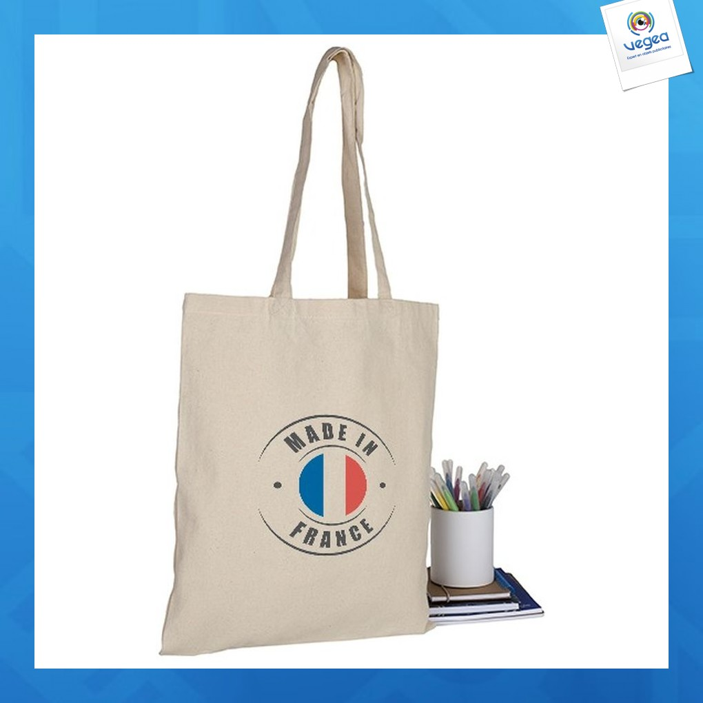 French tote bag 250g