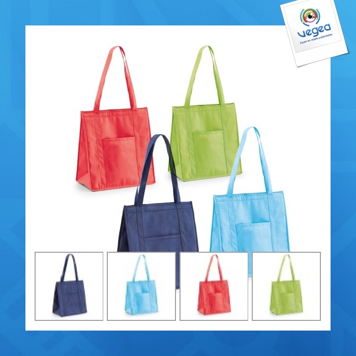 Gusset bag with gusset