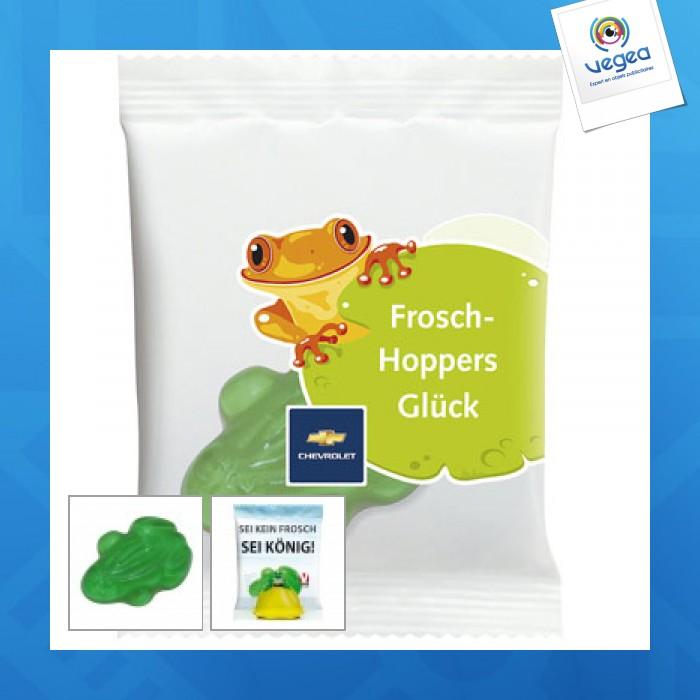 Haribo grenouille