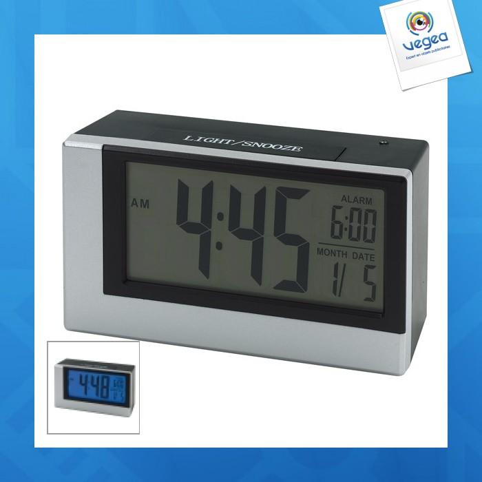 Horloge avec marquage  digitale